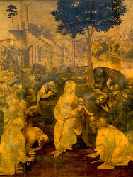 Adoration of the Magi 1481