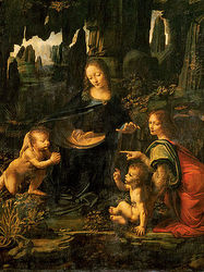 Virgin of the Rocks 1486