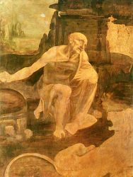 St. Jerome in the Wilderness 1480