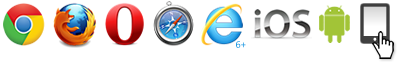 Browsers and devices